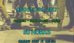 Longboard-Madrid-Cruising-Party