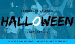 Halloween con LBV Longboard Valencia