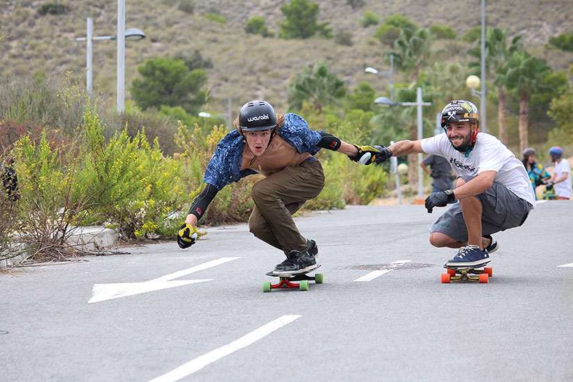 Quedada ROTS - Longboard Alicante