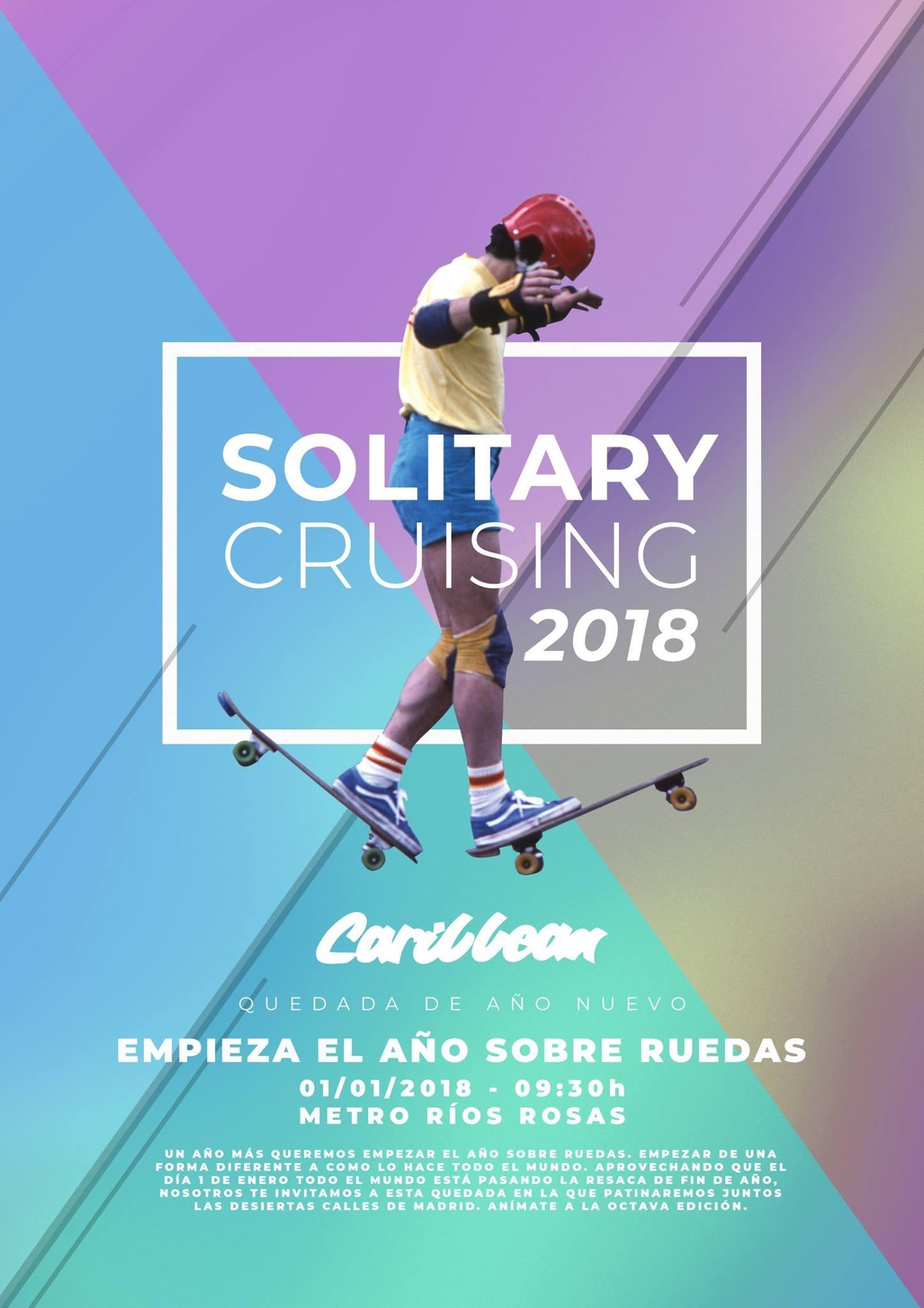 Solitary Cruising 2018