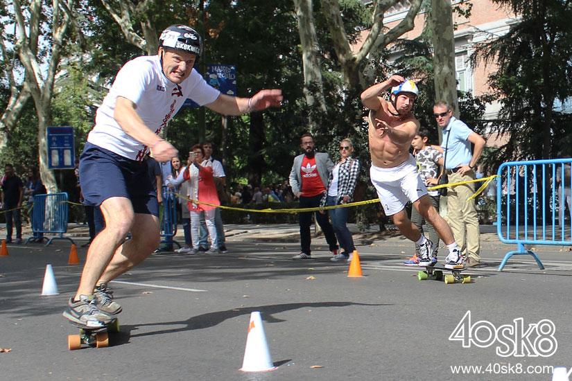Campeonato-Europeo-de-Slalom-Madrid: Janis Kuzmins y Viking Hadestrand