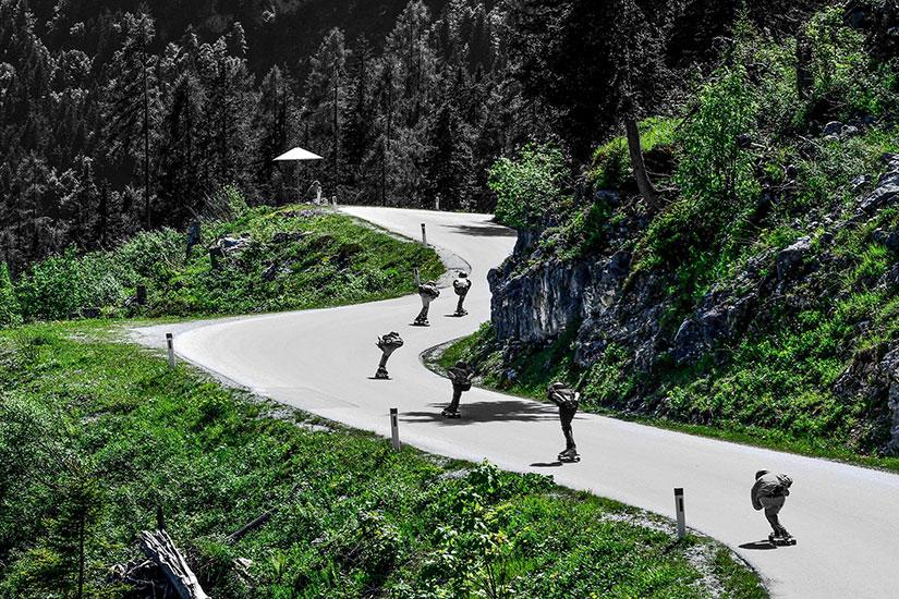 Alpenrauschen 2018 freeride. Foto: Freddy Gutierrez