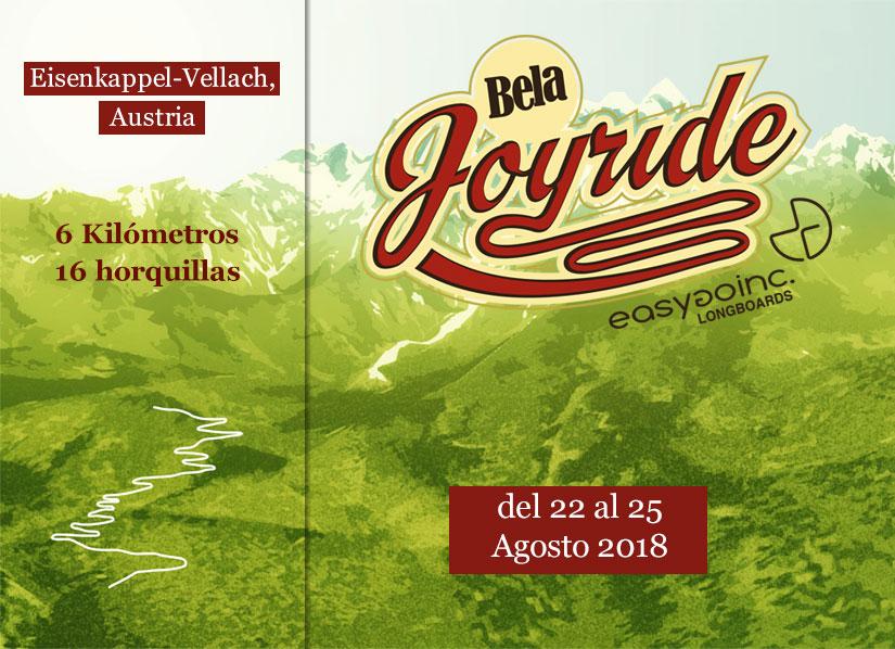 Bela Joyride 2018 freeride