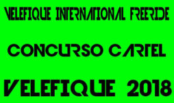Concurso cartel Freeride Velefique 2018 destacada