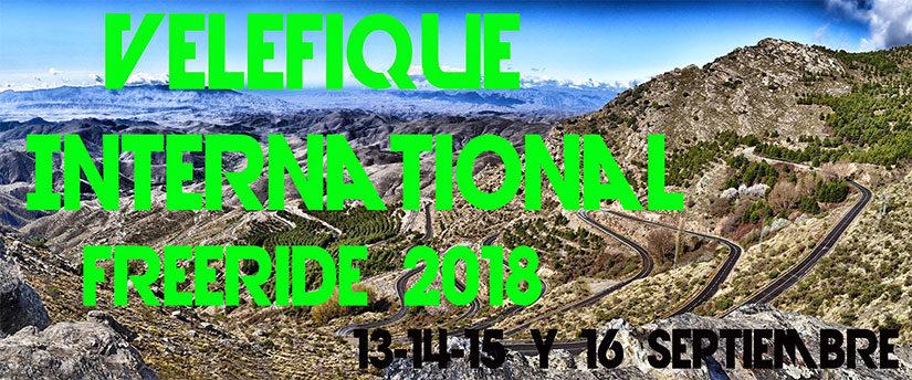 Velefique International Freeride 2018 cabecera