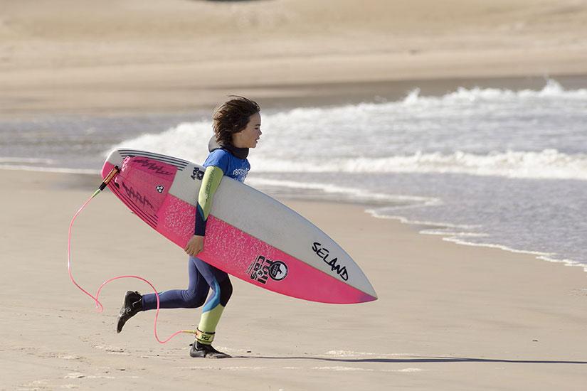 OA2 Mozucos Challenge 2018 surf