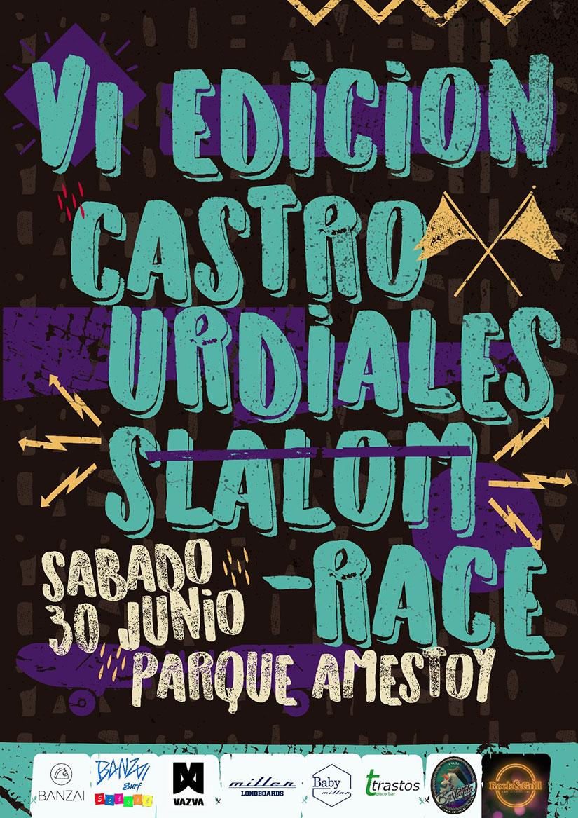 Castro Slalom Race 2018