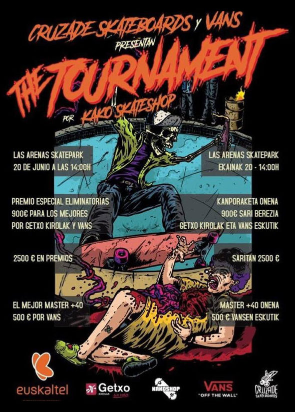 The Tournament 2018 Kako Skateshop