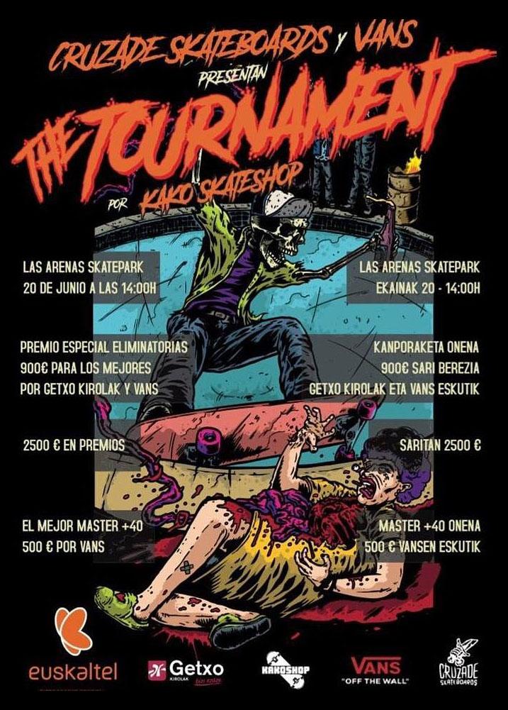 The Tournament 2018 Kako Skateshop