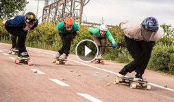Video Snake Session Longboard Madrid destacada