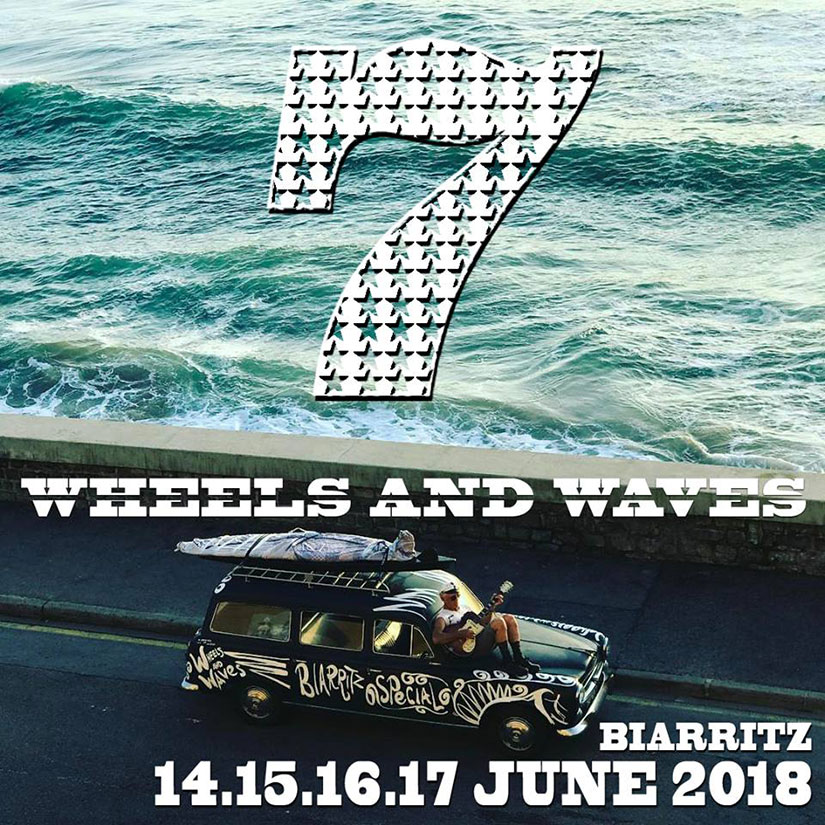 Wheels and Waves 2018