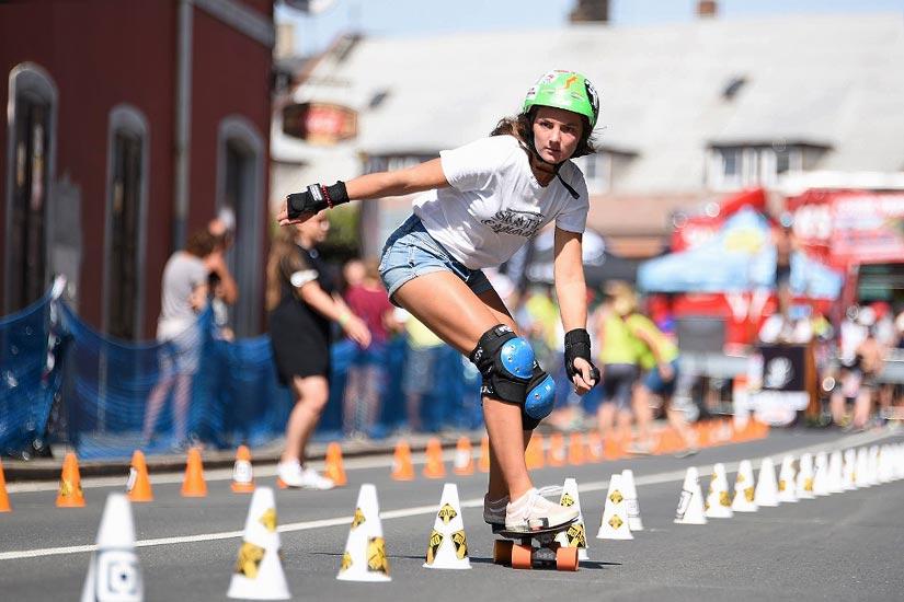Karolina Vojtova Slalom-Foto Jaromir Jikman