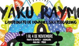 Yaku Raymi 2018 IDF WC Campeonato downhill 2018
