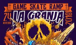 3 Aniversario La Granja Indoor Park Game Skate Ramp