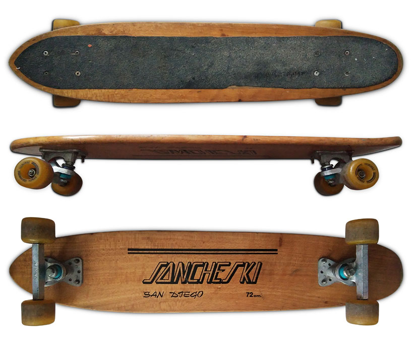 Colección de Jairo Sancheski San Diego 72