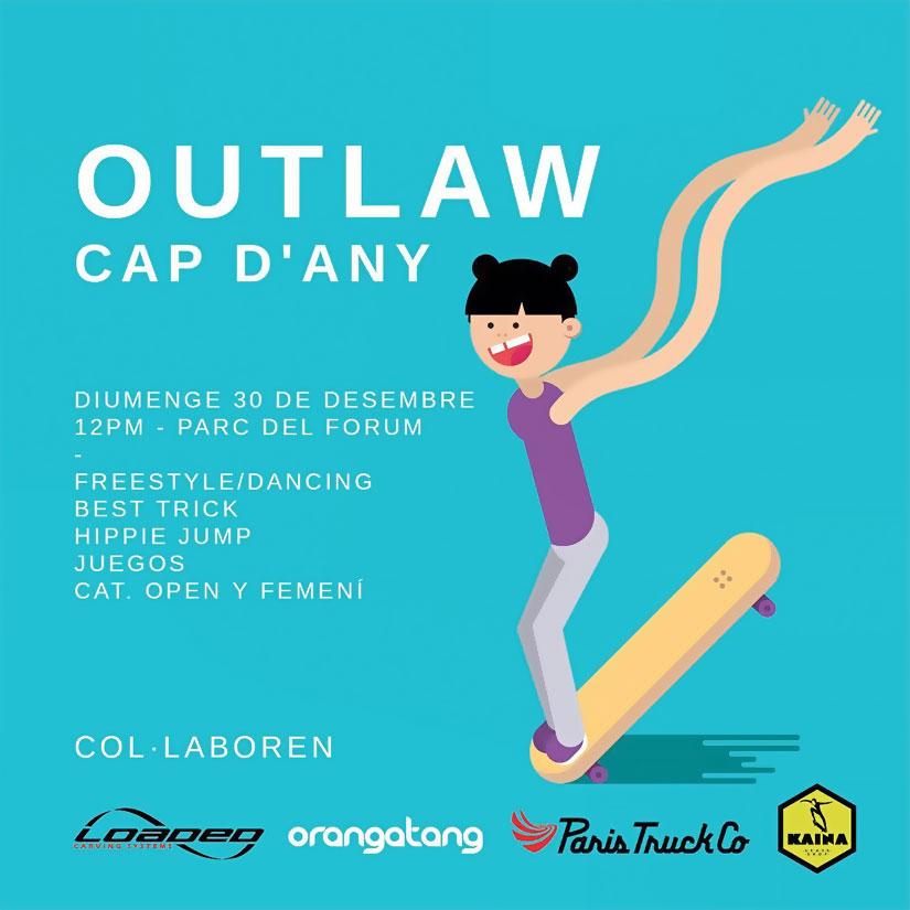 BCN Outlaw Cap d'any 30 de Diciembre