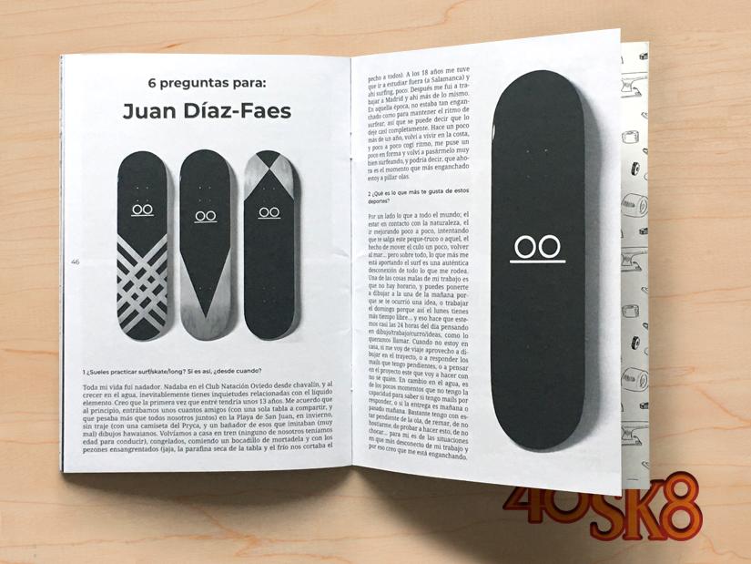 Eje Fanzine Juan Diaz Faes
