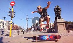 Martin Radnev Longboard Freestyle & Dance Destacada