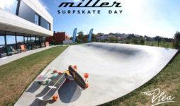 Miller Surfskate Day
