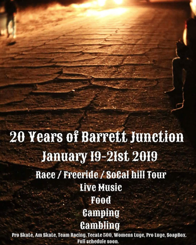 20 years of barrett junction