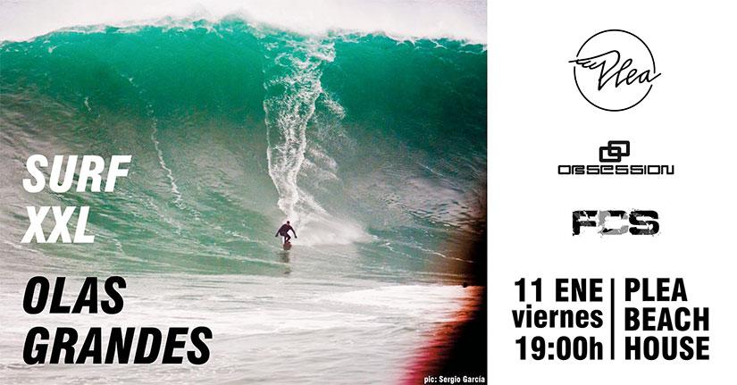 Jornada en Plea Surf XXL Olas Grandes