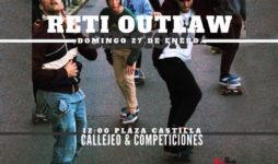 Retiro Outlaw Session 2019 por Longboard Madrid
