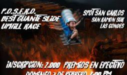 Rey del Outlaw Afuego Fest Longboard Camp