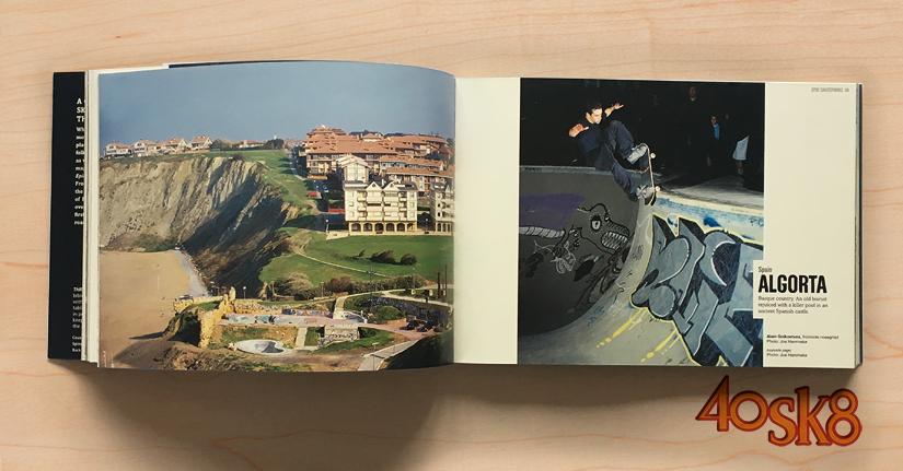 libro Thrasher epic spots algorta la kantera