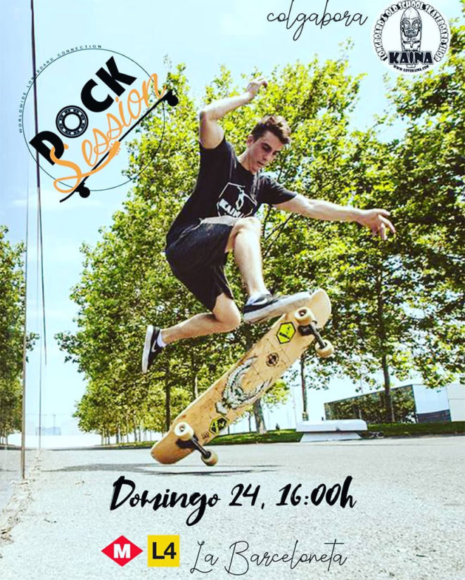 Docksession 2019 La Barceloneta