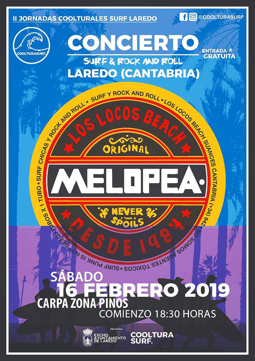 II Jornadas 'Cooltura Surf' Laredo Melopea