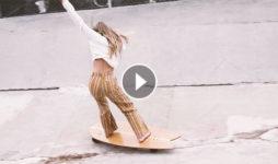 Sesiones de invierno en California con Hamboards Destacada
