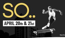 So You Can Longboard Dance 2019 cartel oficial