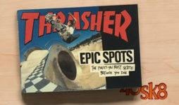 libro Thrasher epic spots destacada