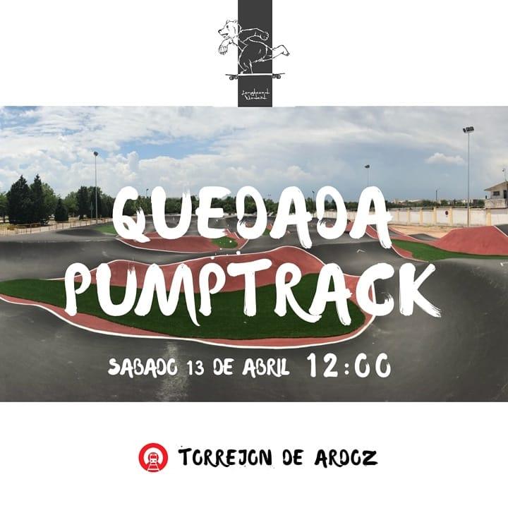 Pumptrack de Longboard Madrid