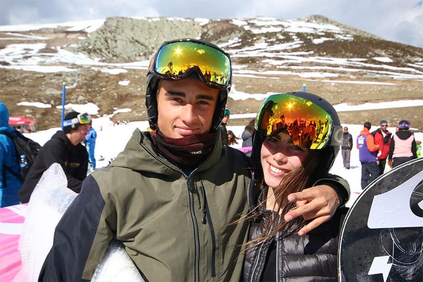 7º OA2 FuSSSion 2019 surf skate snow Yago Dominguez y Yara Dominguez