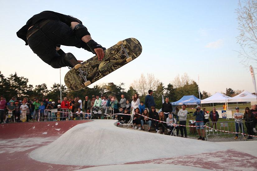 7º OA2 FuSSSion 2019 surf skate snow skateboard