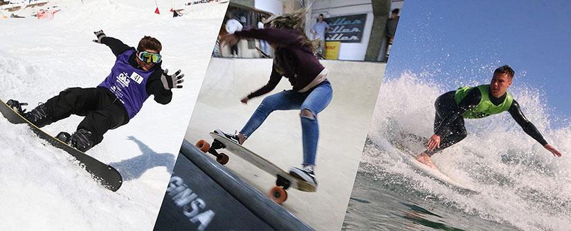 7º OA2 FuSSSion 2019 surf skate snow