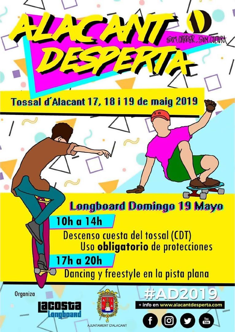 Descenso cuesta del Tossal 2019