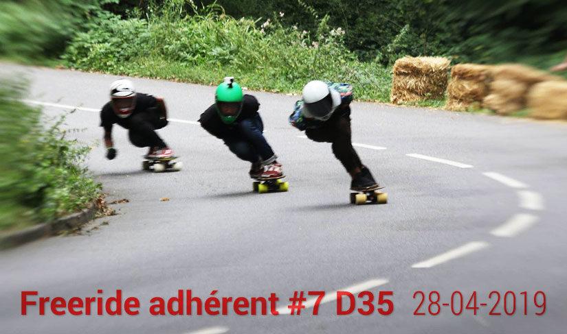 #7 Freeride adhérent D35 2019