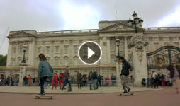 Longboarding in London with the Koffi Brothers Destacada