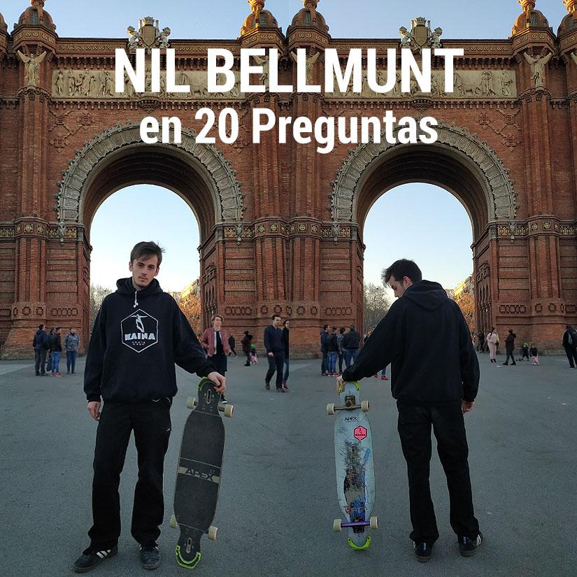 Nil Bellmunt entrevista en 20 preguntas