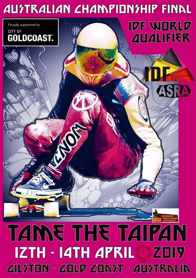 Tame The Taipan Downhill Challenge 2019