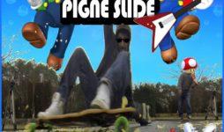 Pigne Slide 2019 - South Landes Chips'n'Longskate