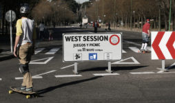 West Session por Longboard Madrid
