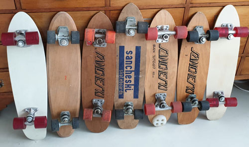 Coleccion skateboards Ander Ormaetxea Destacada