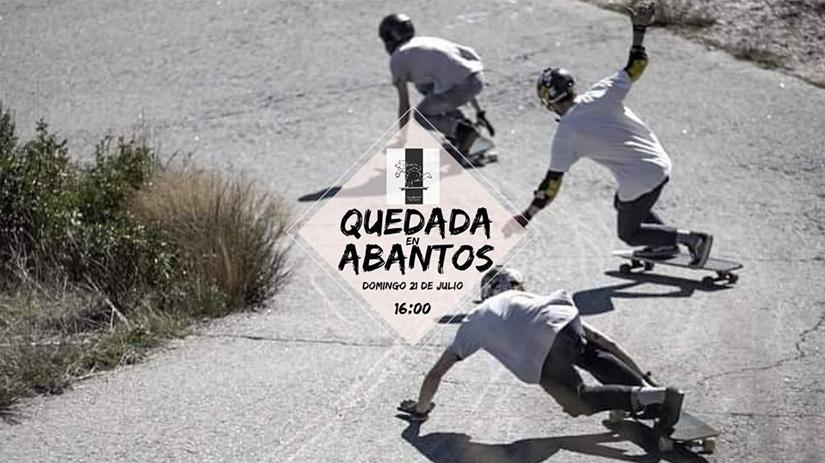 Quedada en Abantos de Longboard Madrid