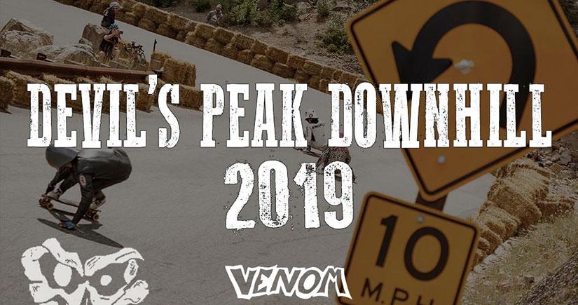Devil's Peak Downhill 2019