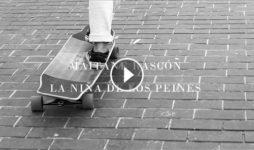 Maitane Rascón dancing a ritmo de flamenco Destacada