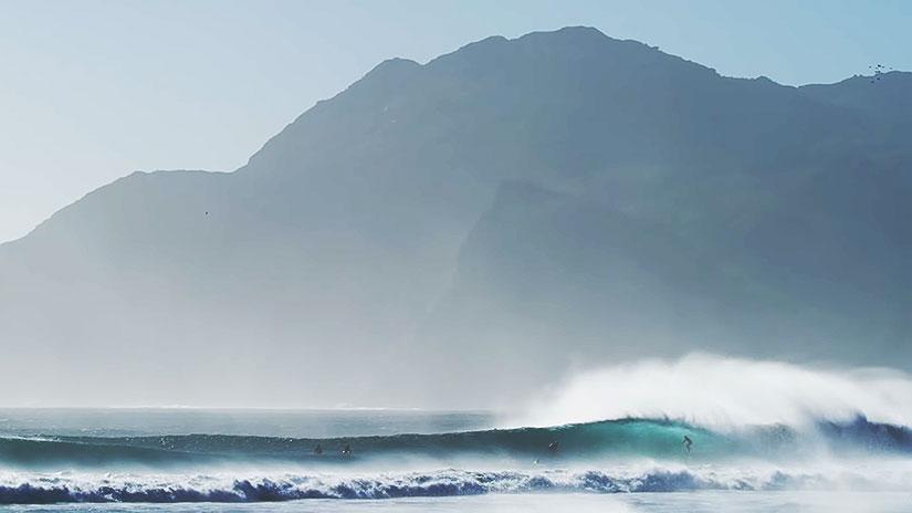 Video The Cape la aventura del team de Billabog