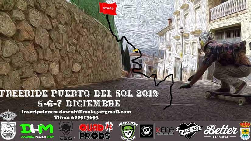 Freeride Puerto del Sol 2019